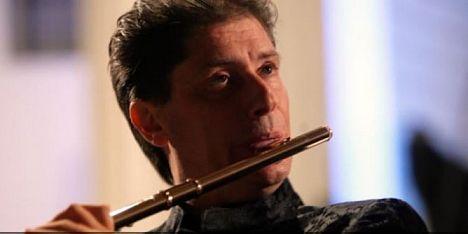 la magia di 60 flautisti in Basilica