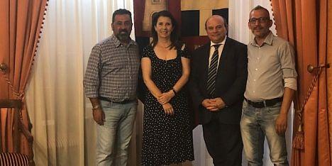 Sanna incontra i coordinatori regionali arbitri