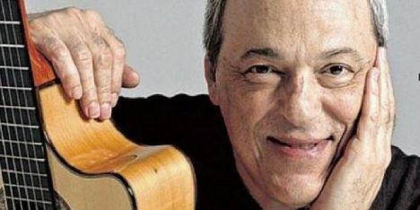 Concerti: Toquinho a Cagliari