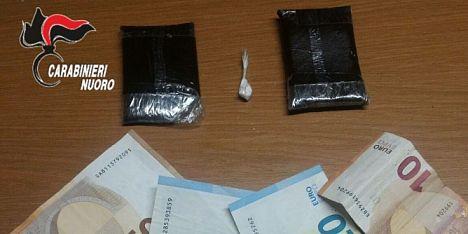 Hashish e cocaina: denuncia a Barisardo