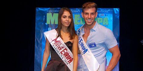 Miss & Mister Europa Sardegna a Golfo Aranci
