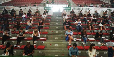 Sassari: 722 candidati in Medicina