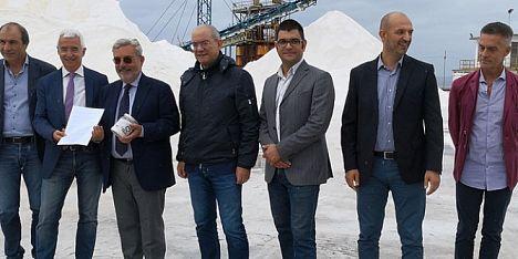 Nasce la prima via del sale in Sardegna