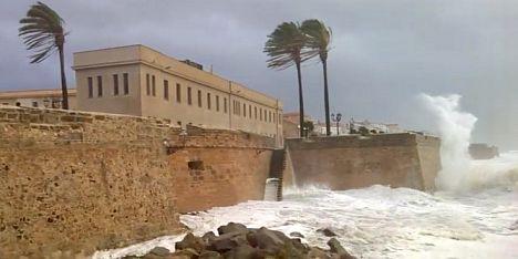 Rischio burrasca su Alghero: meteo - Alguer.it