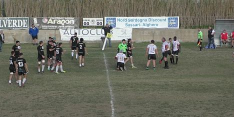 Rugby: Amatori Alghero ko nell´anticipo
