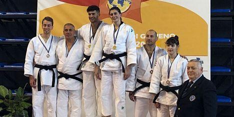 Judo club Alghero saluta il 2018