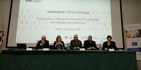 Nuoro: workshop Tutti a Iscol@