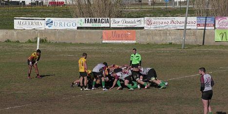 Rugby: vittoria col bonus per Alghero