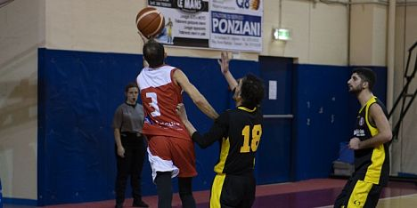 Uisp: vince Gabetti in chiave play-off