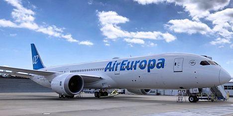 Air Europa sceglie Alghero: nuovo volo con Madrid