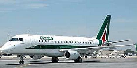 Incendio a Fiumicino: ritardo voli per l´Isola