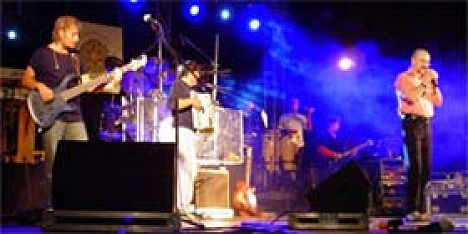Calendario Concerti Nomadi.I Nomadi Alla Festa Di Campanedda